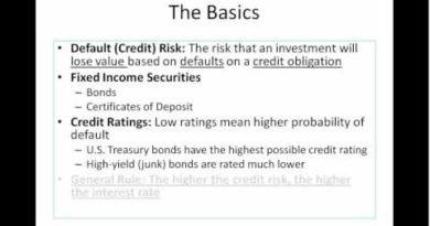 Default (Credit) Risk 4