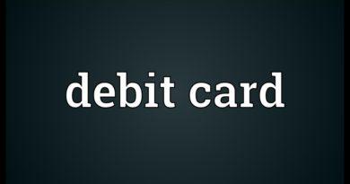 Debit card Meaning 4