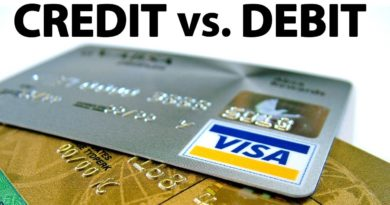 Only Idiots Use Debit Cards! 3