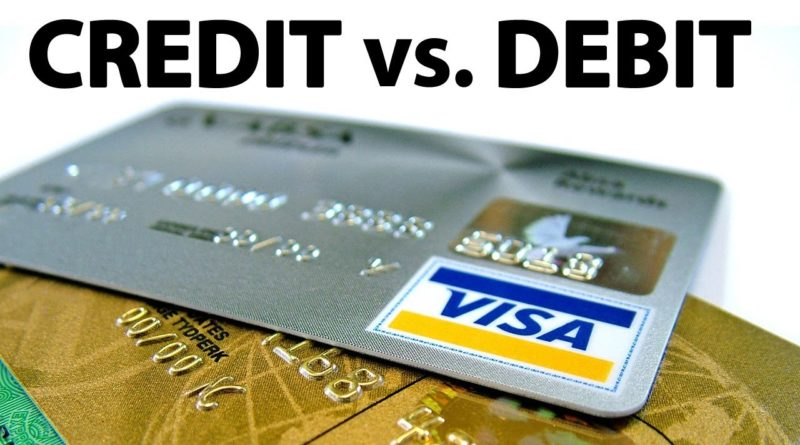 Only Idiots Use Debit Cards! 1