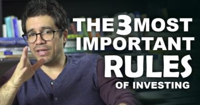 The 3 Most Important Rules of Investing 2