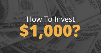 How to Invest $1000 2
