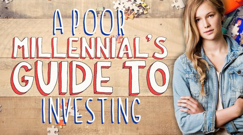 A Poor Millennial's Guide To Investing 1