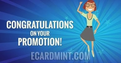 Congratulations on Your Promotion - Corporate Ecard 3