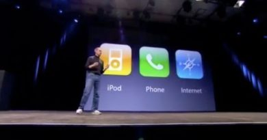 [HD] Steve Jobs - iPhone Introduction in 2007 (Complete) 4