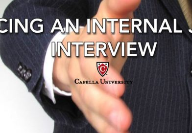 Extreme Makeover: Internal Job Interview Edition