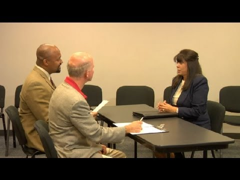 How to Handle a Panel Interview : Job Interview Tips 1