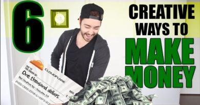 6 Creative Ways To Make Money 3