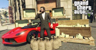 GTA 5 Real Life Mod #44 - BUYING A FERRARI & MAKING MONEY!! (GTA 5 Mods) 4