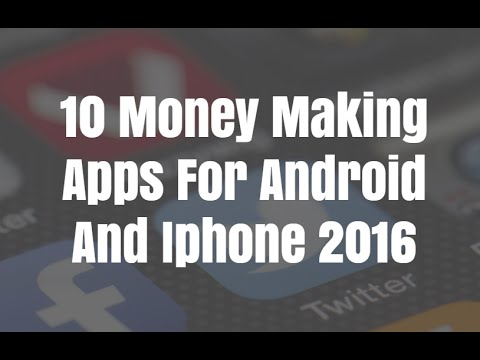 10 Money Making Apps For Android And Iphone 2016 1