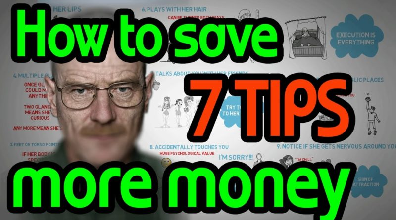 7 Psychological Money Saving Tricks - How to Save More Money Each Month! 1