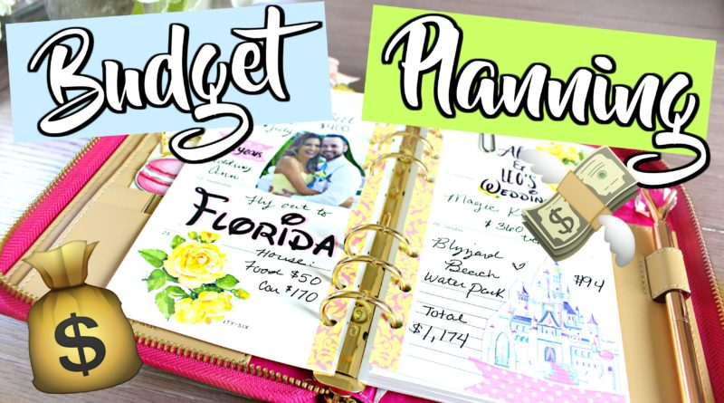 Best Planning Method To Stay On Budget! Save Money! | Belinda Selene 10