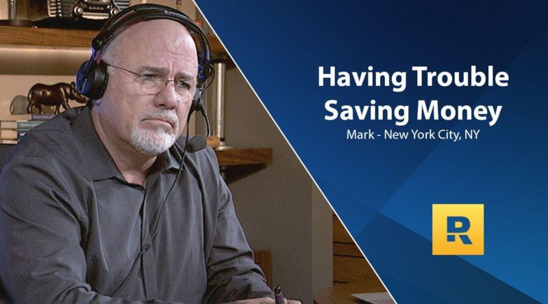 Having Trouble Saving Money 5