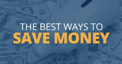 The Absolute Best Ways To Save Money 4