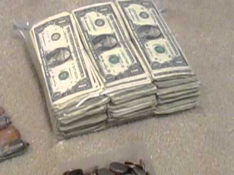 How To Save A Lot Of Money Every Year By Saving Change & Dollar Bills 1