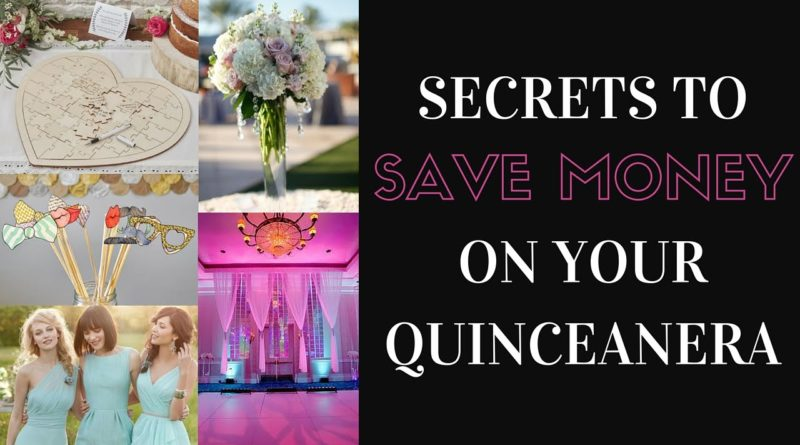 Top 10 Quinceanera Trends to Save You Money 1