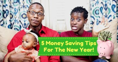 5 Money Saving Tips For The New Year 2