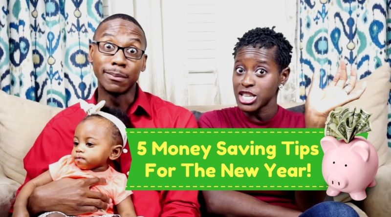 5 Money Saving Tips For The New Year 1