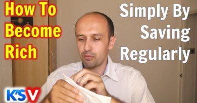 How To Become Rich Simply By Saving Money 3