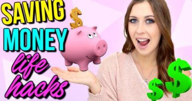Life Hacks for Saving Money!! How I Saved THOUSANDS! | Courtney Lundquist 3