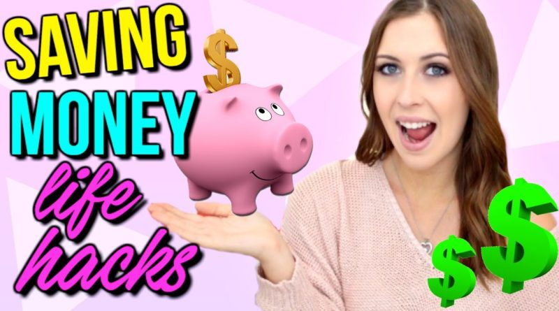 Life Hacks for Saving Money!! How I Saved THOUSANDS! | Courtney Lundquist 1
