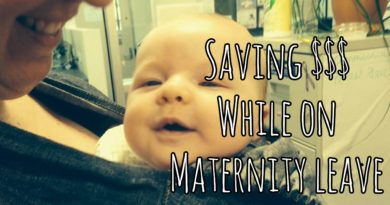 Saving Money While on Maternity Leave 4