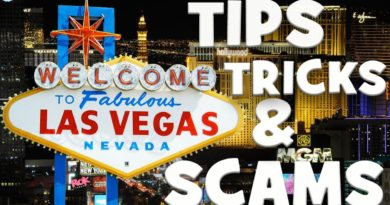 LAS VEGAS ON A BUDGET: TIPS , TRICKS AND SCAMS 4