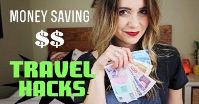 Money Saving TRAVEL HACKS 3