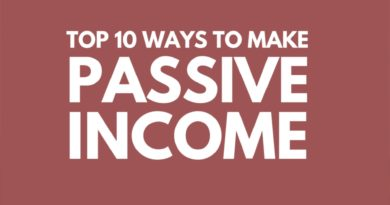 Top 10 Ways to Earn Passive Income I'm doing it right now! 2