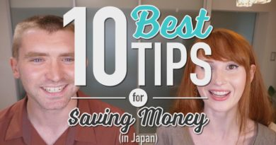 Top 10 Tips for saving money IN JAPAN 2