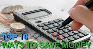 Top 10 Best Ways to Save Money 4