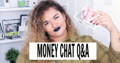 Q&A: MONEY TALK - BEING BROKE, LIVING IN LONDON & SAVING MONEY | GraceFVictory ad 3