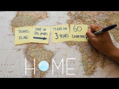 We Call This Home - 3 Years Around the World Travel 1