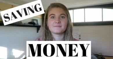 BUILDING A TINY HOUSE    SAVING MONEY 4
