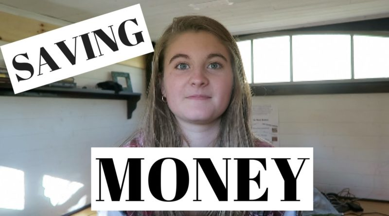BUILDING A TINY HOUSE || SAVING MONEY 1