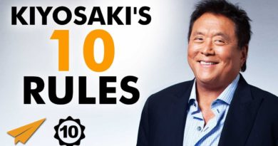 Rich Dad Poor Dad - Robert Kiyosaki's Top 10 Rules For Success (@theRealKiyosaki) 3