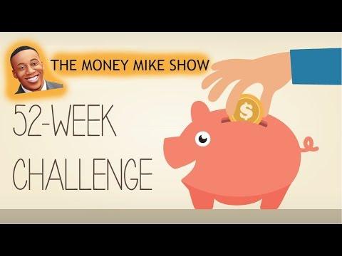 52 Week Money Challenge: How to Save Money 1