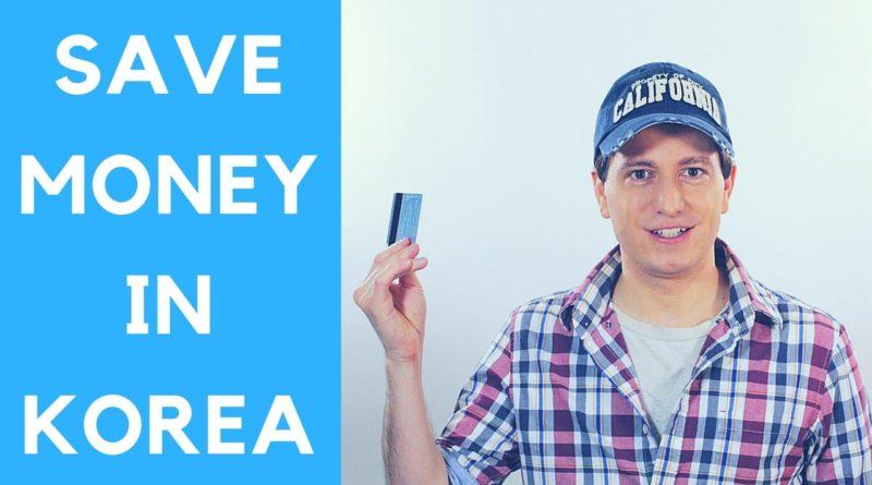 8 Secret Tips for Saving Money in Korea 1