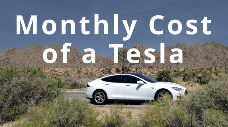 What Is the Monthly Cost of a Tesla? 1