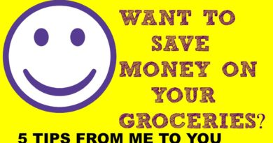 Tips For Saving Money On Your Groceries 3