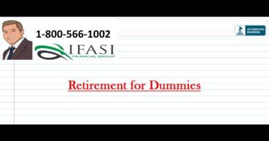 Best Retirement for Dummies 3
