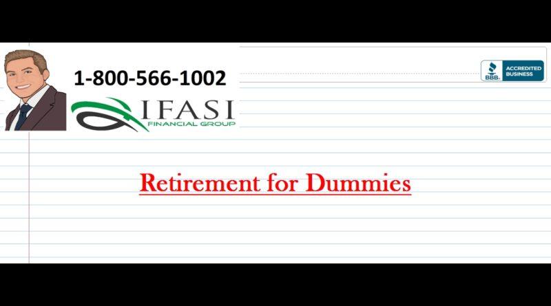 Best Retirement for Dummies 1