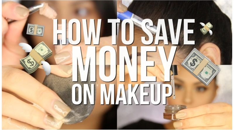 HOW TO SAVE MONEY ON MAKEUP | Beauty Hacks You Need To Know 1