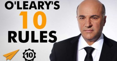 Kevin O'Leary's Top 10 Rules For Success (@kevinolearytv) 4