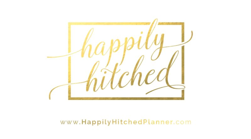 STARTplanner's Happily Hitched Wedding Planner 1
