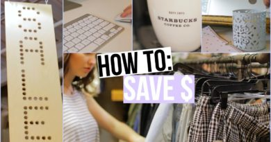 5 Easy Ways To Save Money for Teens! | Kenzie Elizabeth 3