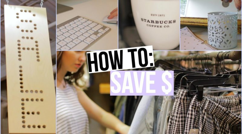 5 Easy Ways To Save Money for Teens! | Kenzie Elizabeth 1