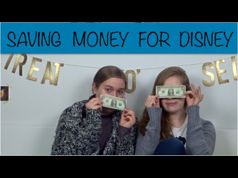 DISNEY SERIES: SAVING MONEY FOR A DISNEY WORLD VACATION 1