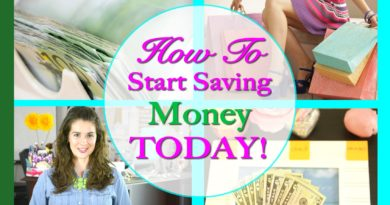How To Start Saving Money Today - Use These Techniques 2