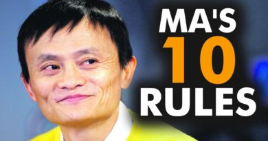 Jack Ma's Top 10 Rules For Success 4
